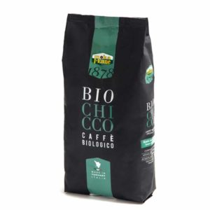 Kaffee Bio Chico ganze Bohne