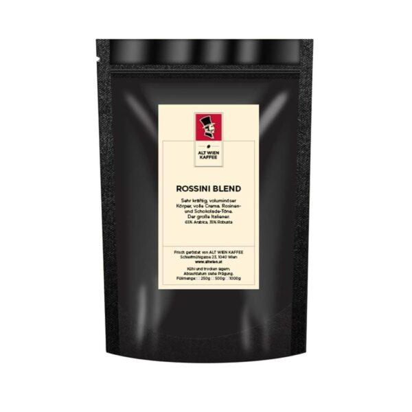 Kaffee Rossine Blend Espressokultur