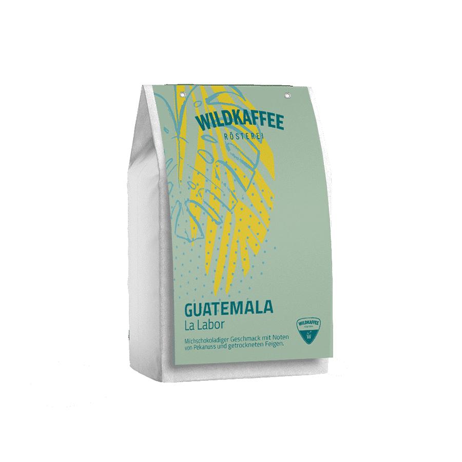 Wildkaffee Guatemala La Labor 500g